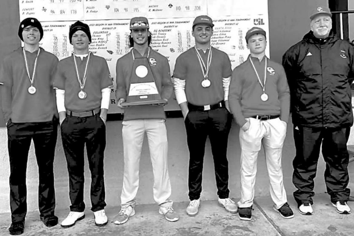 Cards, Lady Cards golf head to State