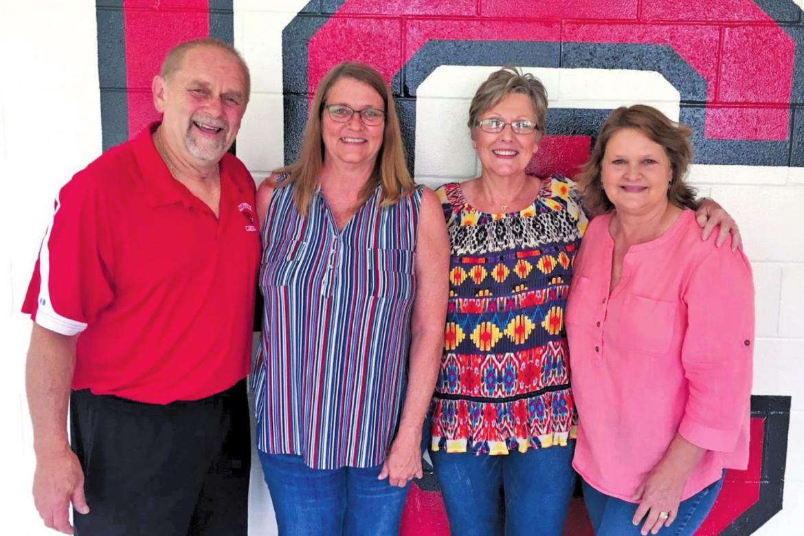 CJH teachers retire with over a century combined in education