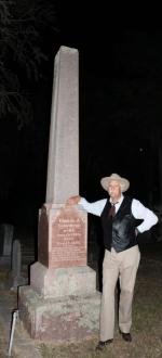 'The Feud' to be featured in the 18th Annual Live Oaks and Dead Folks Cemetery Tour