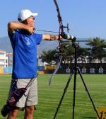 Magera shatters archery world record in Masters