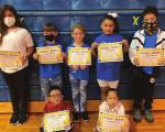 Sheridan Students of the  Month for September