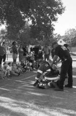 Fire Prevention Week with St. Paul Lutheran daycare